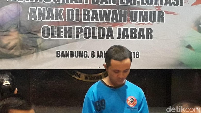 Protes Video Porno Bocah Disebar di Indonesia, Imel Minta Ganti Rugi