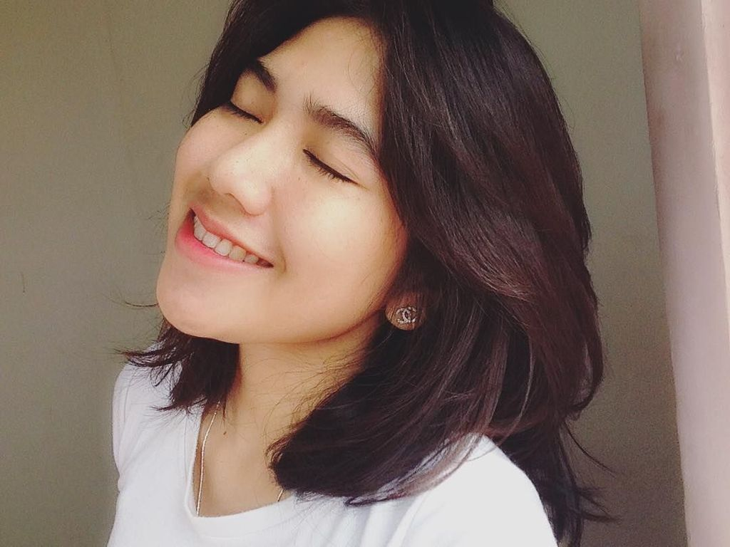 Pasalnya wajahnya mirip dengan penyanyi Isyana Sarasvati. Foto: instagram.com/intancampina