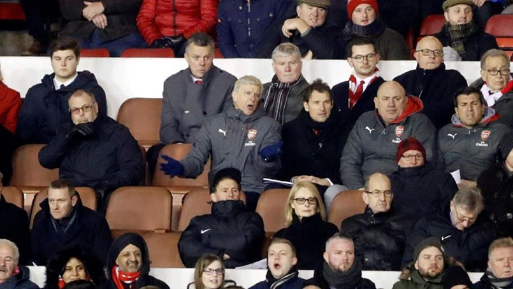 Wenger Tepis Anggapan Arsenal Terlalu Meremehkan Forest