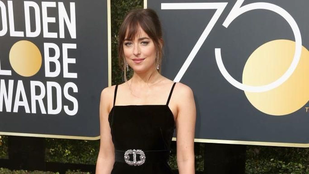 Gaun Hitam Jadi Rebutan Selebriti Hollywood untuk Golden Globes 2018