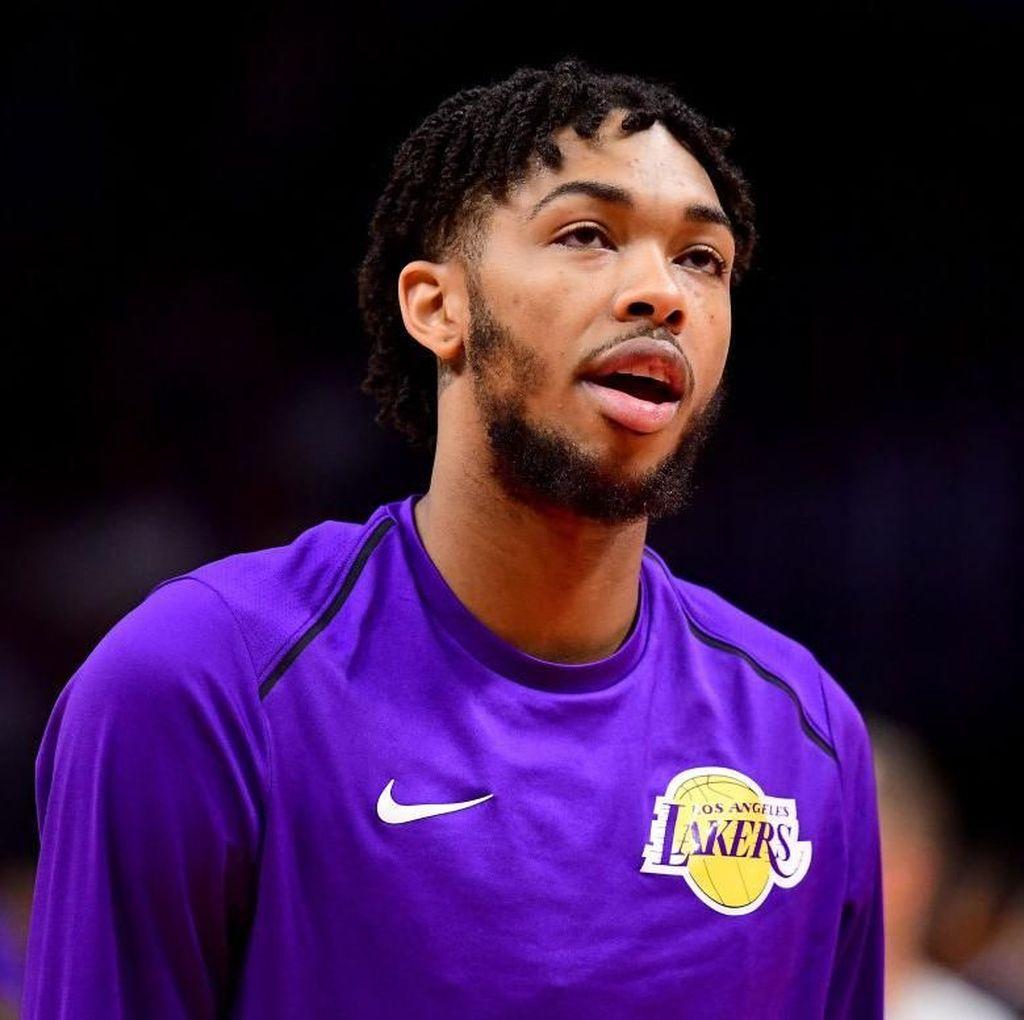 Lakers Akhiri Rentetan Sembilan Kekalahan