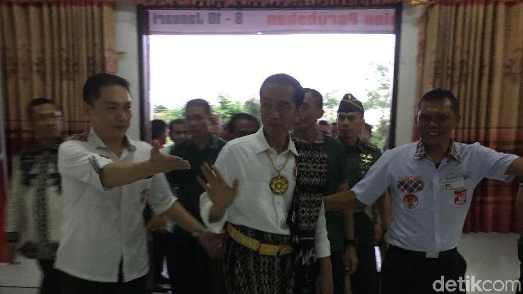 Jokowi dan Ujung-ujung Indonesia