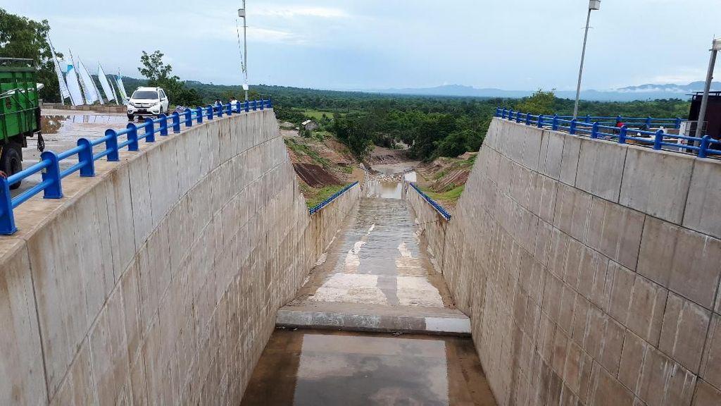 Atasi Kekurangan Air, 7 Bendungan Dibangun di NTT