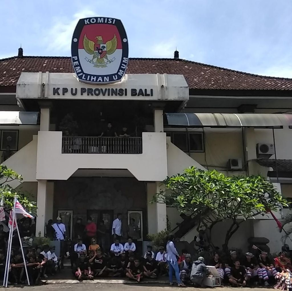 KPU Bali akan Temui Gubernur soal Dana Pilkada 2018 yang Tak Cair