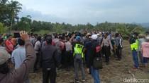 Penjelasan Polisi Soal Ricuh Pengosongan Lahan Bandara Kulon Progo