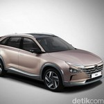 Hyundai Tambah Mobil Hidrogen