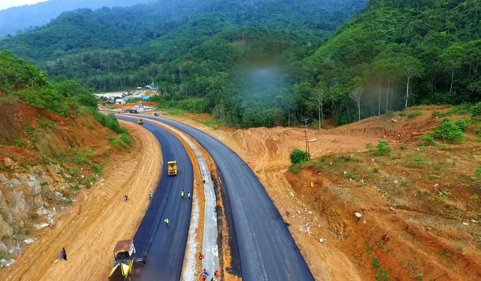 Mulus, Begini Kondisi Terkini Jalan Perbatasan RI-Malaysia
