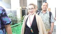 Bersaksi Kasus Asusila, Reza Artamevia Sebut Tak Ada Ritual Seks dari Aa Gatot