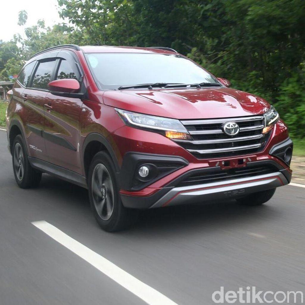 Pencinta ToyotaRush TerbaruHarus Bersabar Sedikit