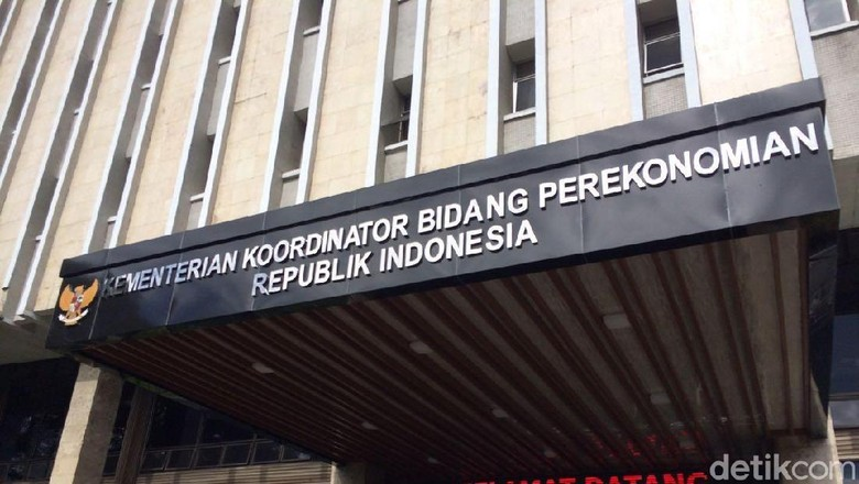 Rapat Bahas Pangan, Menteri-menteri Merapat ke Kantor Darmin