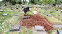 DKI Siapkan Rp 400 Miliar untuk Pengadaan Lahan Makam