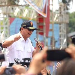 Prabowo Mulai Kampanye