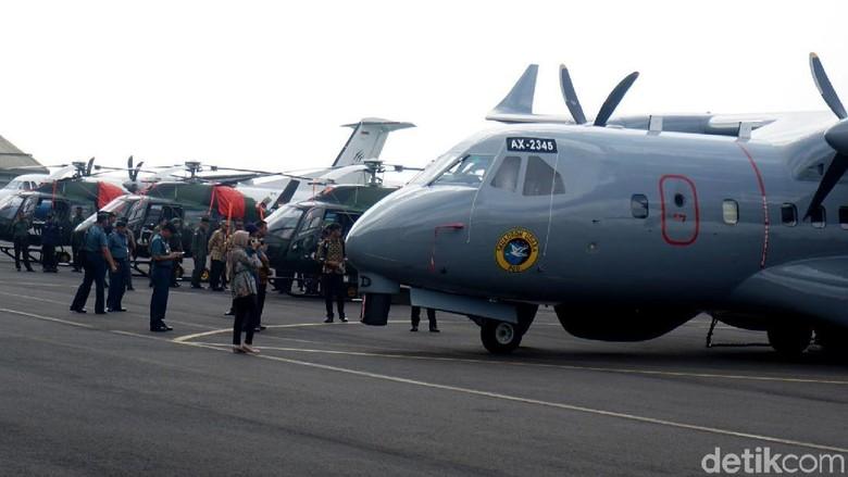Hingga 2019, TNI Tambah Alutsista dari Pesawat hingga Kapal Selam
