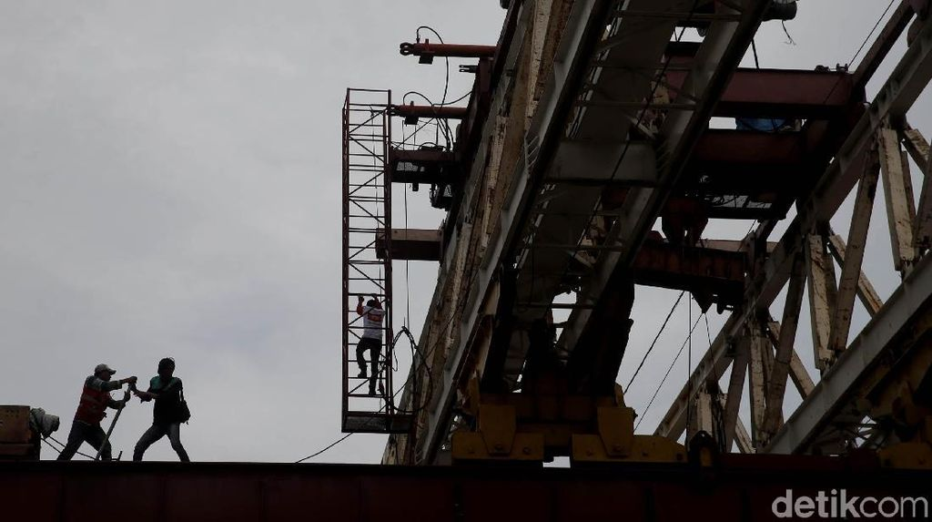 Pemerintah Masih Gencar Bangun Infrastruktur, Bagaimana Anggarannya?