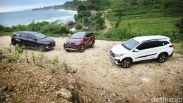 Evolusi Toyota Rush dalam 10 Tahun