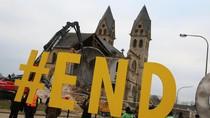 Di Jerman Gereja Dibongkar untuk Perluasan Tambang Batubara