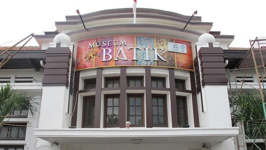 Mengenal Kain Nusantara di Museum Batik Pekalongan