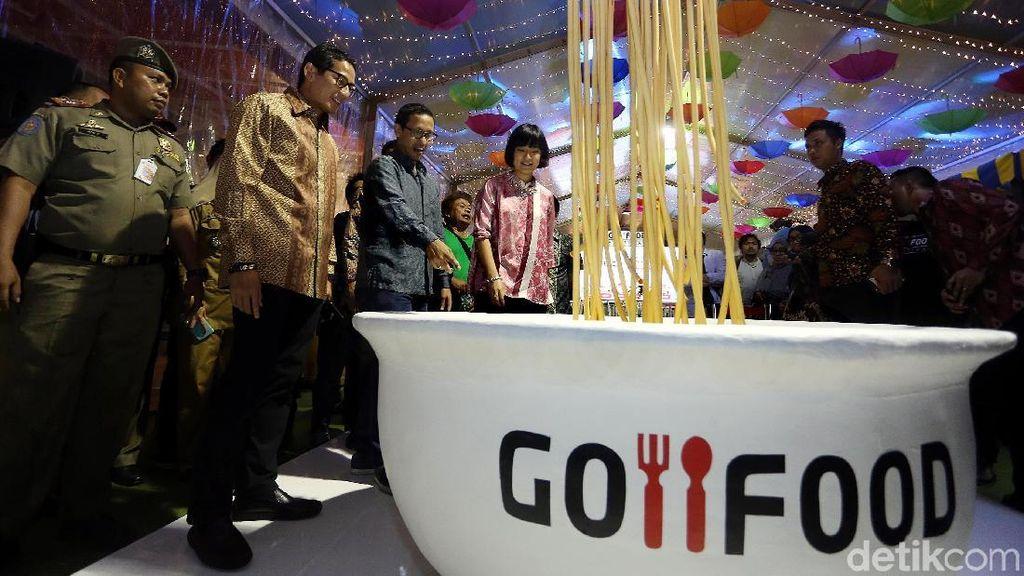 CEO Go-Jek Ungkap Alasan Kesuksesan Go-Food