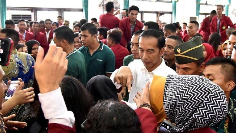 Jokowi Minta Universitas Muhammadiyah Kupang Cetak Wirausahawan