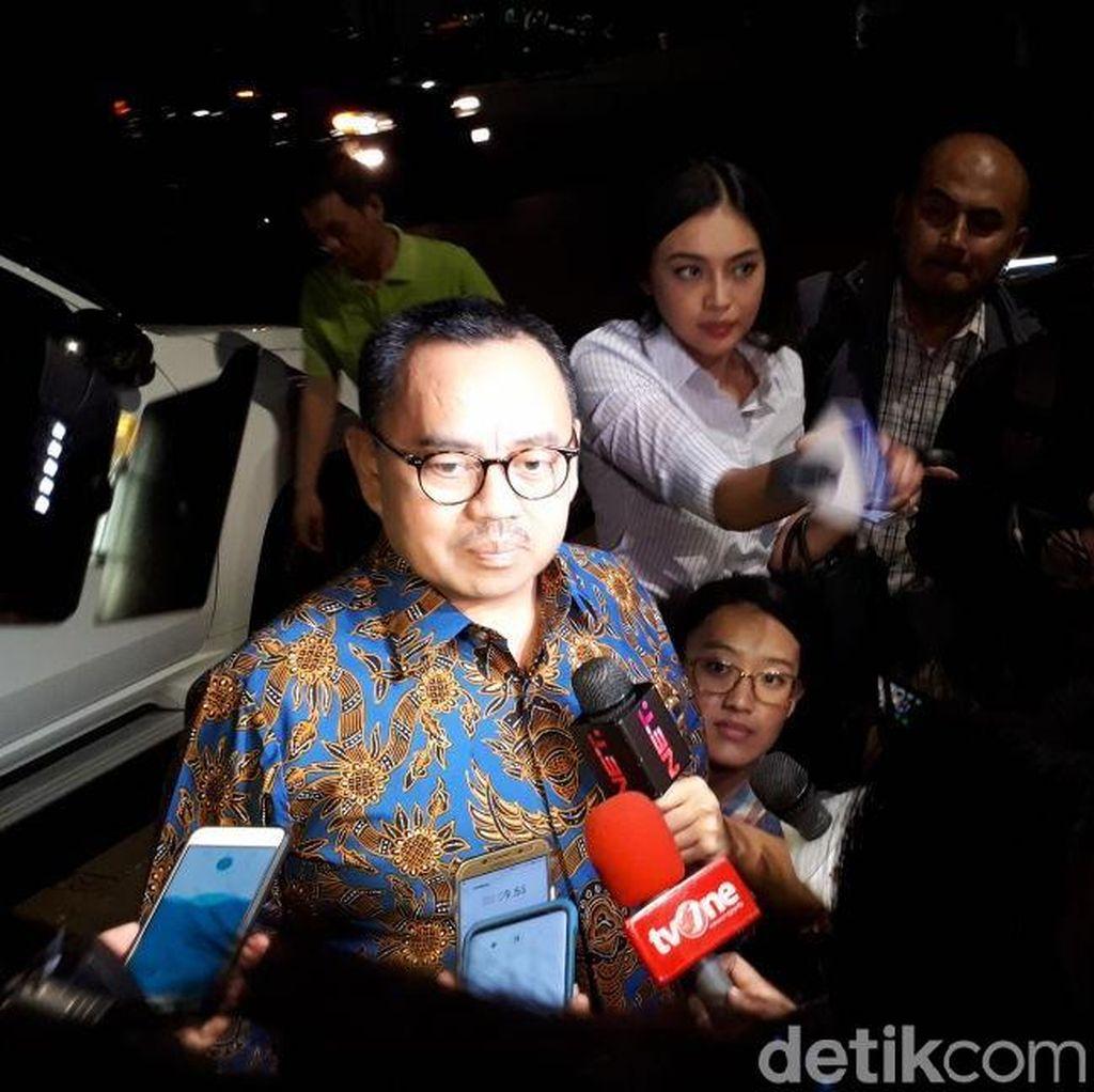Sudirman Said Janji Tak Pakai Isu SARA dan Politik Uang