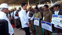 Jokowi: Sudah Ada 74 Embung di Pulau Rote, Semoga Padi Melimpah
