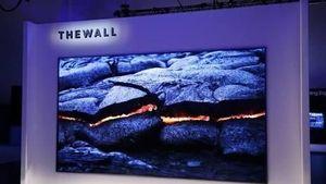 Samsung Luncurkan TV Bongkar Pasang