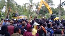 Kata PT AP I Soal Kericuhan Saat Pengosongan Lahan Bandara Kulon Progo