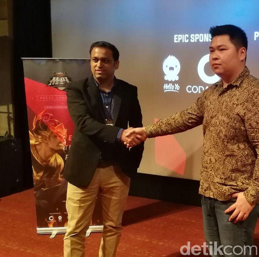 Montoon Siapkan Server Khusus Buat Liga Mobile Legends