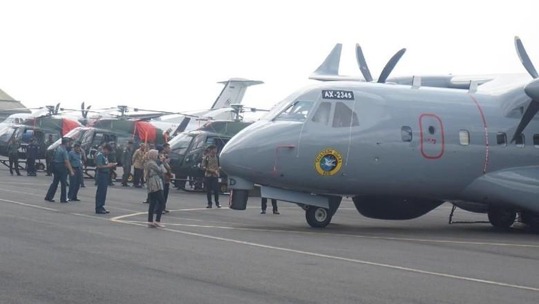 PTDI Kirim Pesawat dan Heli Canggih Buat TNI