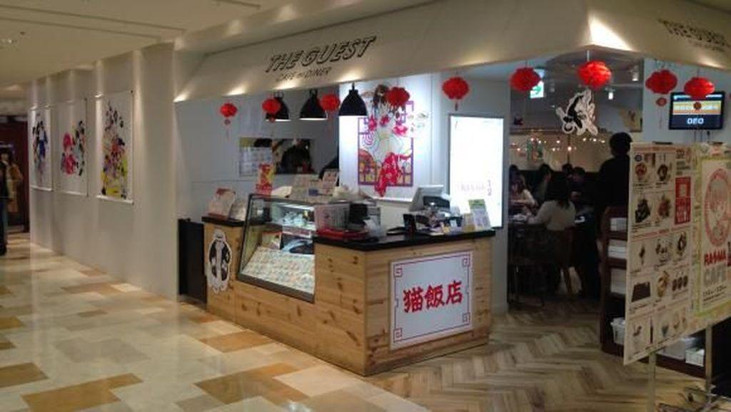 Ada Kafe Unik Bertema Komik Ranma 1/2 di Tokyo