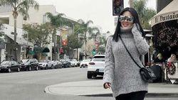 Syahrini Digandeng MD Pictures Bintangi Film Komedi
