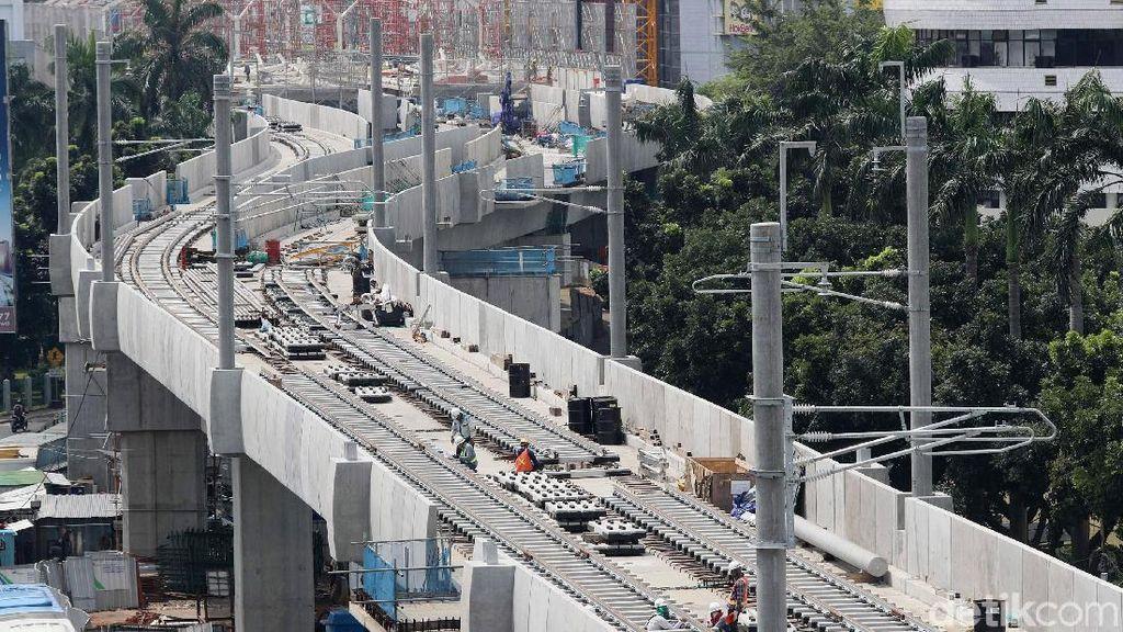 Mau Diuji Coba Desember 2018, Begini Progres MRT Jakarta