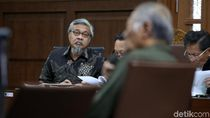 Korupsi Izin Tambang, Gubenur Nur Alam Dituntut 18 Tahun Penjara