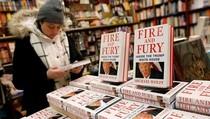 Buku Kontroversi Fire and Fury Terlaris Versi New York Times