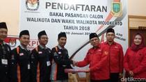 Batal Usung Petahana, PDIP Daftarkan Akmal-Rambo
