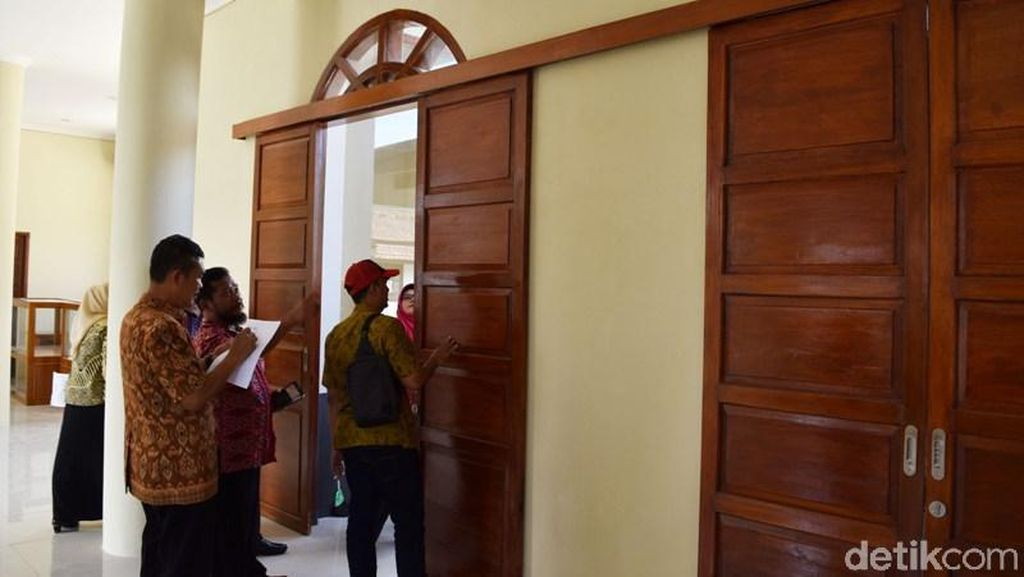 Konstruksi Kayu Museum Pandanaran Semarang di Bawah Standar