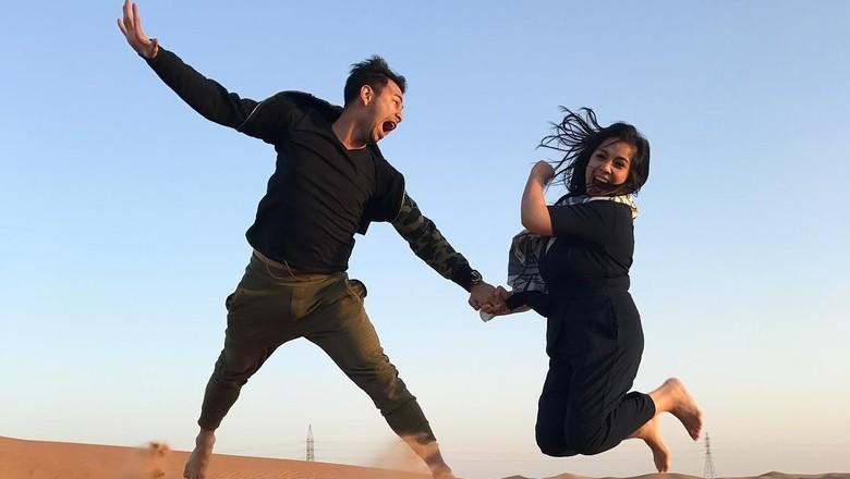 Di Pernikahan Raffi Ahmad dan Gigi, Ayu Ting Ting Pernah Kasih Pesan Ini