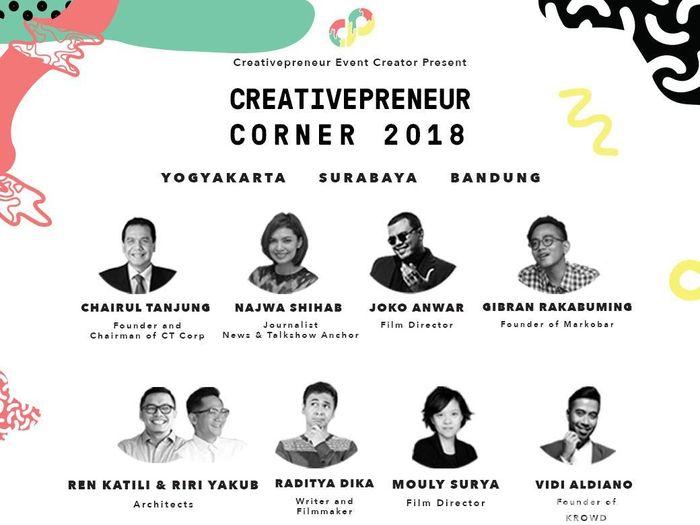 Foto: Dok. Creativepreneur 2018