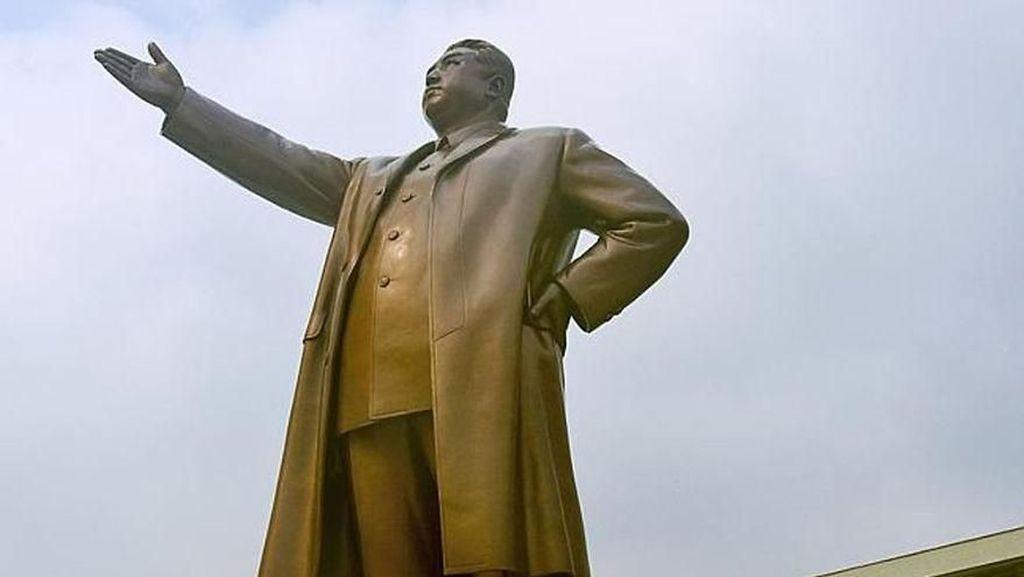 Potret Terlarang yang Bikin Fotografer Ini Dimusuhi Korea Utara