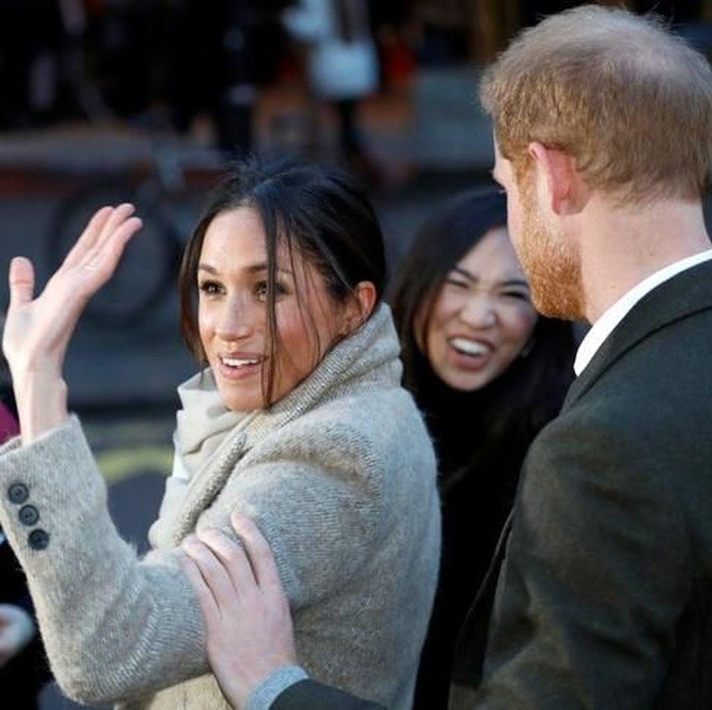 Pangeran Harry dan Meghan Markle Tak akan Undang Mantan di Pesta Pernikahan