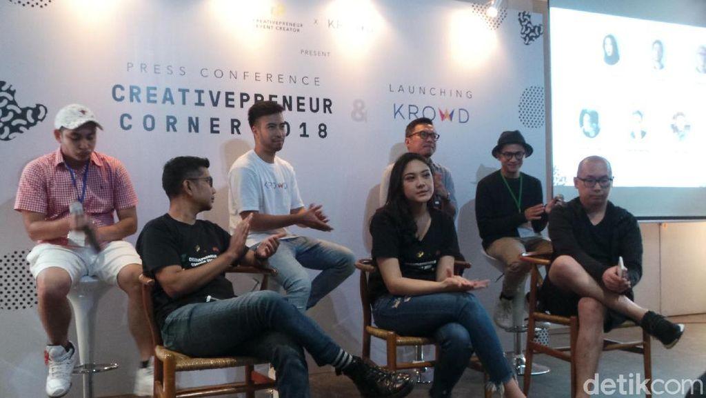Usung Tema Playground, Creativepreneur 2018 akan Hadir di 3 Kota