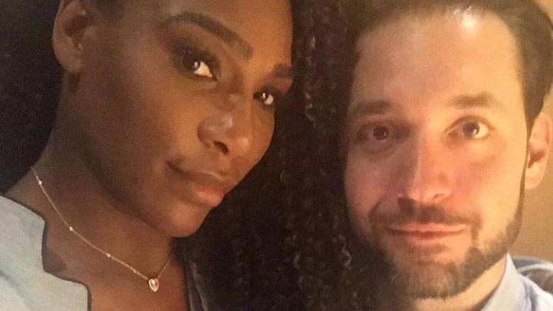 Cerita Tak Terlupakan Serena Williams Saat Melahirkan/ Foto: Instagram