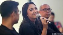 Alasan Putri Tanjung Pilih Yogyakarta untuk Creativepreneur 2018
