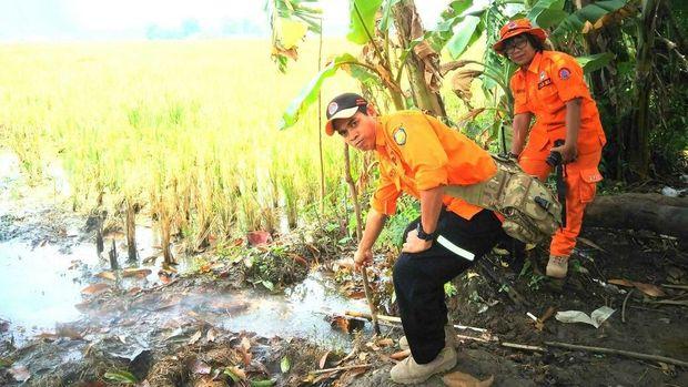 Gas alam di Indramayu