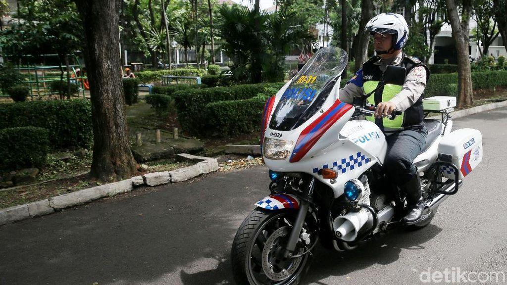 Kenapa Polisi Suka Gunakan Moge?