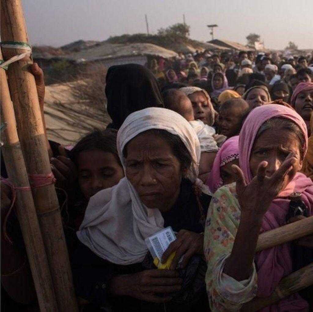 Amnesty: Krisis Rohingya Timbul karena Masyarakat Didorong Membenci