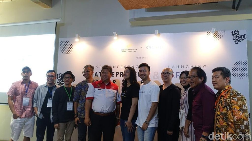 Kominfo Sanjung Creativepreneur Jadi Lompatan Ekonomi Digital