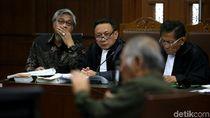 Sidang Lanjutan Kasus Korupsi Gubernur Nonaktif Sultra Nur Alam
