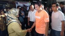 Pastikan Harga Sembako Terjangkau, Sandiaga akan Rutin Keliling Pasar