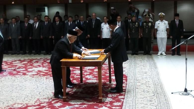 Hasil gambar untuk Para Penjabat Sekretaris Daerah Seindonesia Sedang BerKumpul